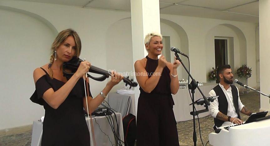 Trio Violino, Voce e Piano