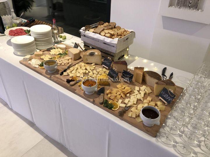 Buffet Formaggi