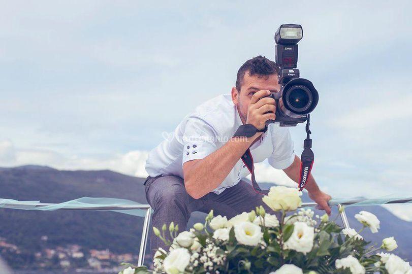 Il Fotografo acrobata