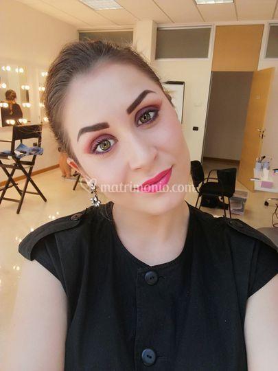 Make up Cerimonia