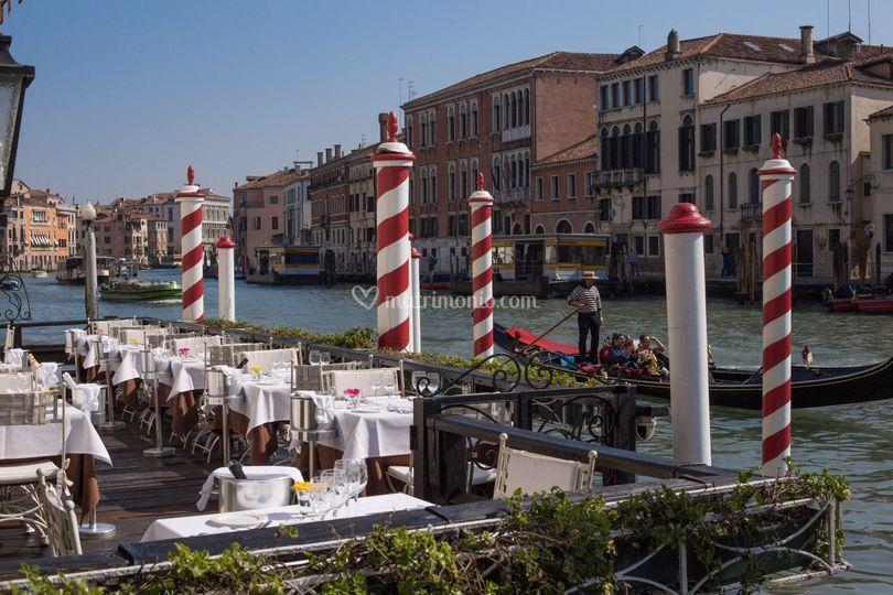 Terrazza su Canal Grand