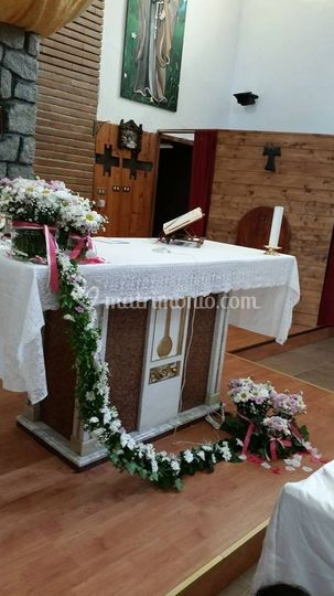 Matrimonio in stile County