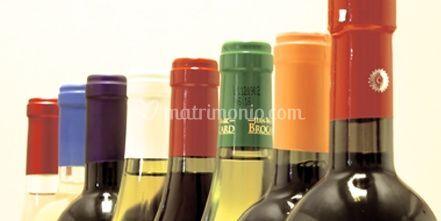Stock vino