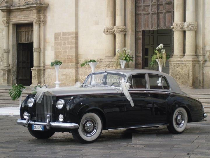 Rolls royce S1 1959