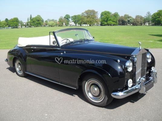 Rolls Royce Cabrio 1959