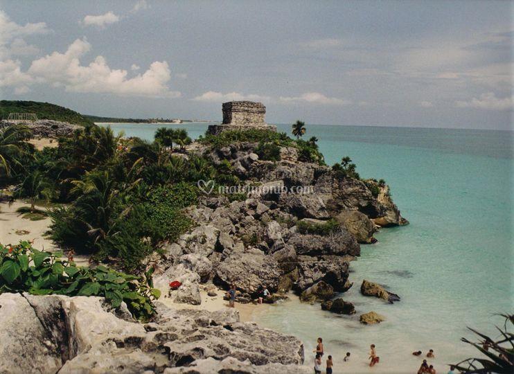 Tulum Messico