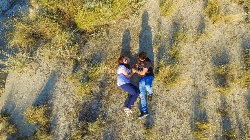 Riprese drone anteprima love m