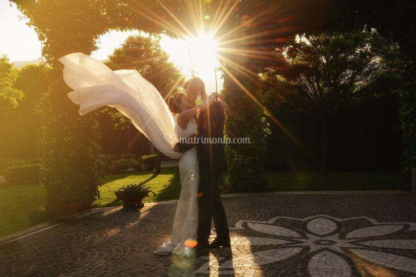 Matrimonio incontroluce ferma