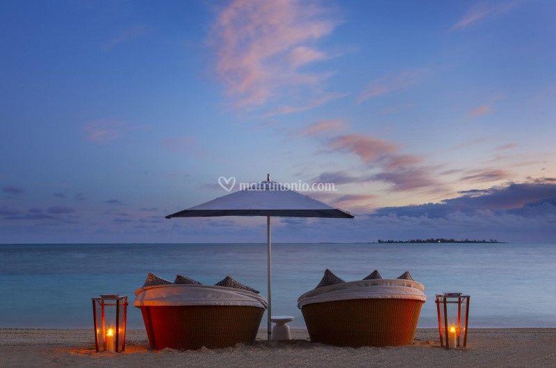 Spiaggia alle Mauritius