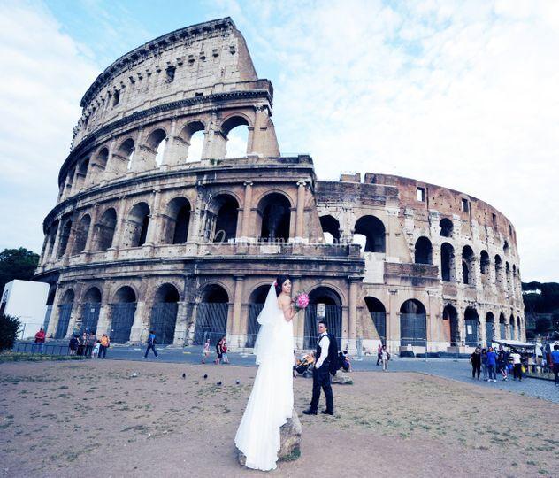 Wedding a Roma