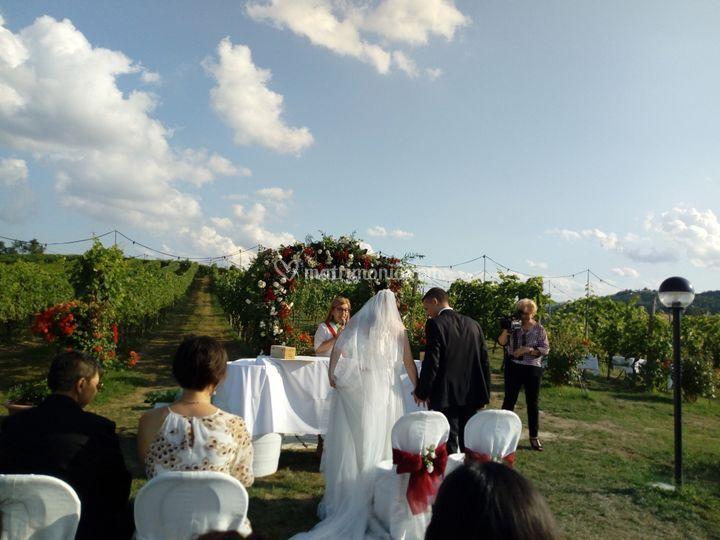 Matrimonio Enrico e Nicole
