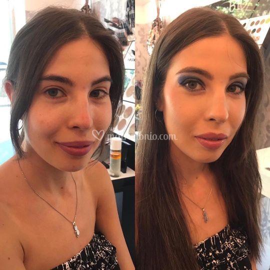 Make-up evento
