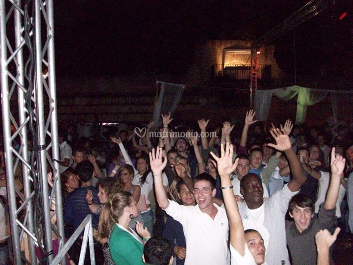 Summer Disco Club (outdoor)
