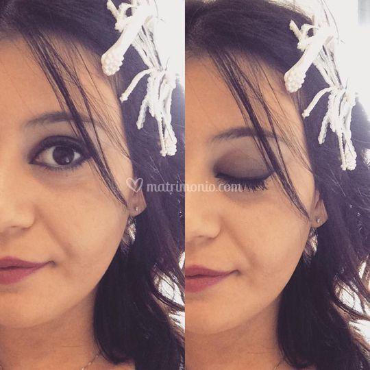 Hair & make-up da sposa