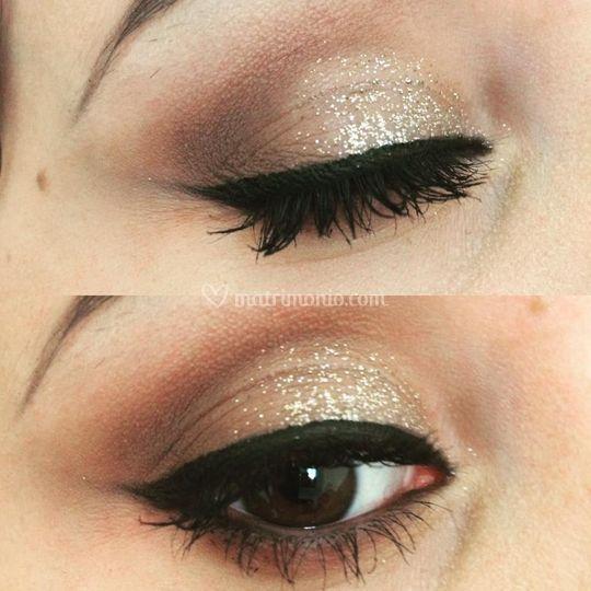 Make-up da sposa