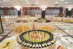 Tavoli buffet di Villa Smeraldo
