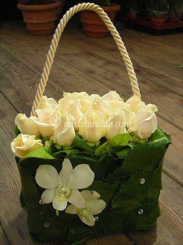 Borsa bouquet