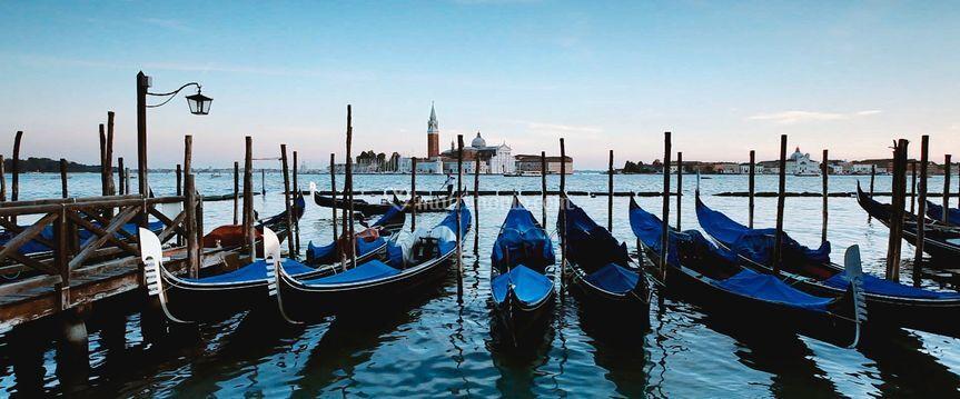 Wedding in Venezia