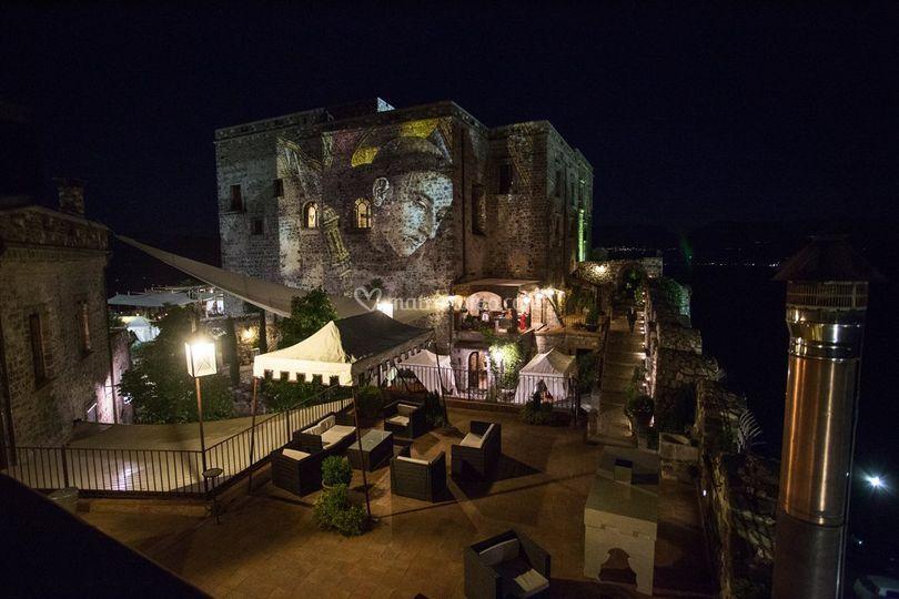 Proiezioni al castello