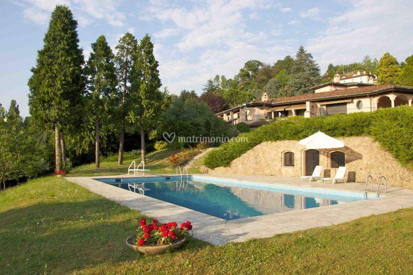 Villa La Murata Somma Lombardo Costo Ricevimento