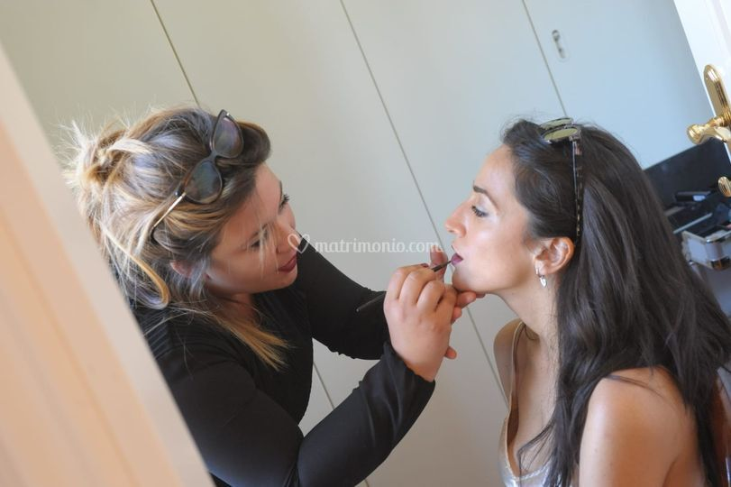 Kikka make-up artist