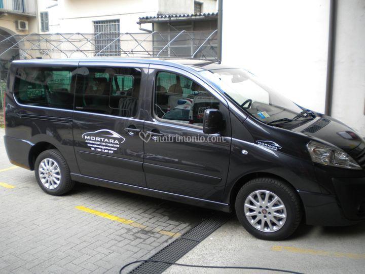 Fiat scudo 8 posti