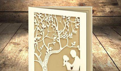 Inviti matrimoniali originali 1