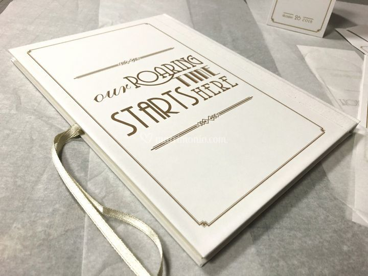 Guest Book The Great Gatsby
