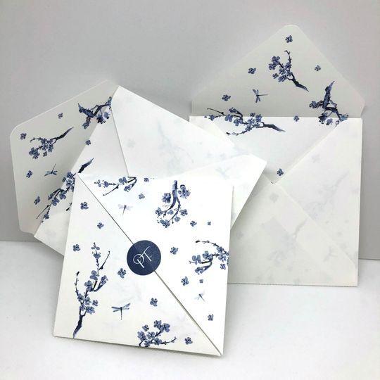 Partecipazioni Tema Origami