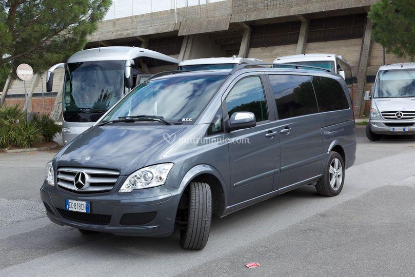 Minivan Vip 8 posti