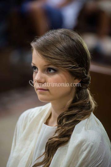 Evelina - Testimone