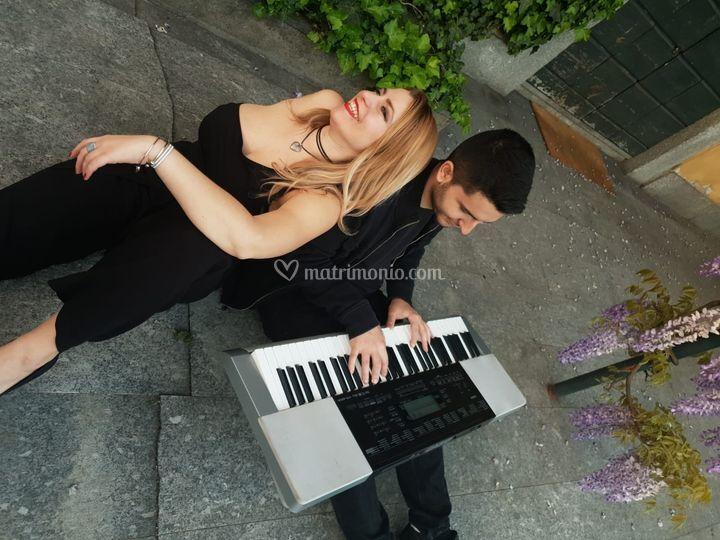 Foto Duo Piano e Voce