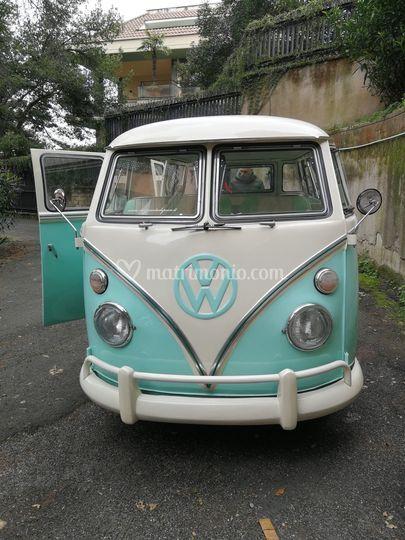 Bebeto Samba Bus