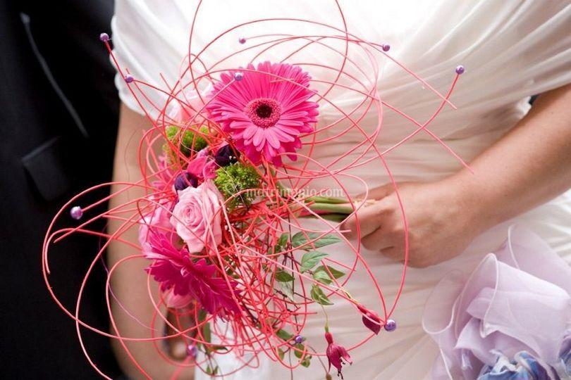 Romantic Flower Wedding
