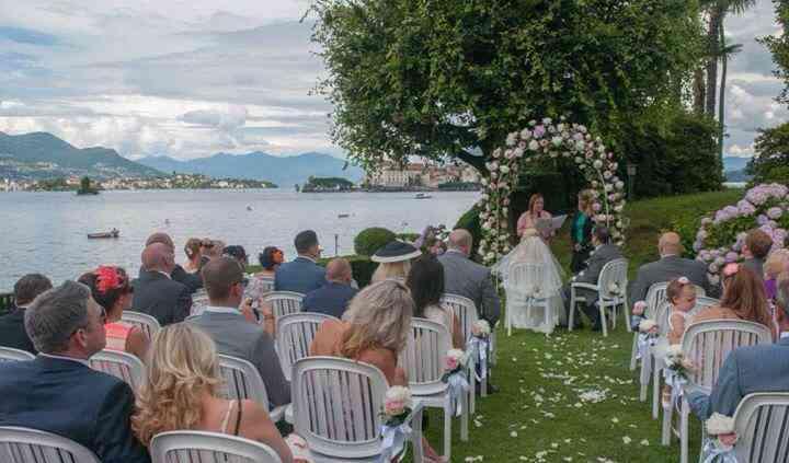 Lake Maggiore Weddings - Celebrante