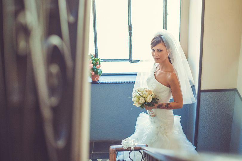 La scesa dalle sposa