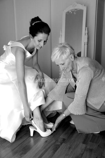 La Sposa è quasi pronta