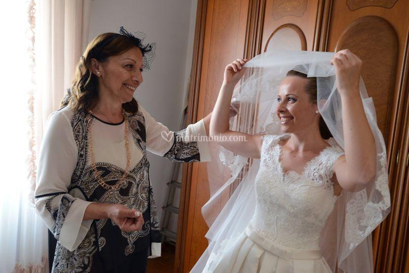 La mamma e la Sposa
