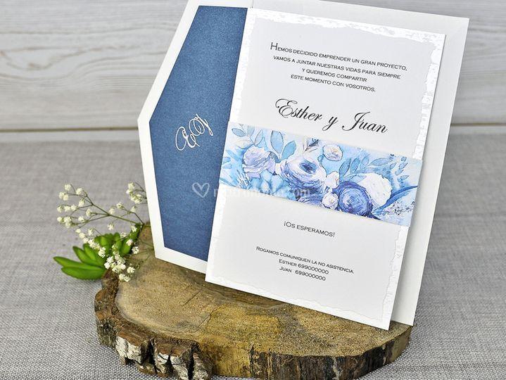 Partecipazione nozze 39305