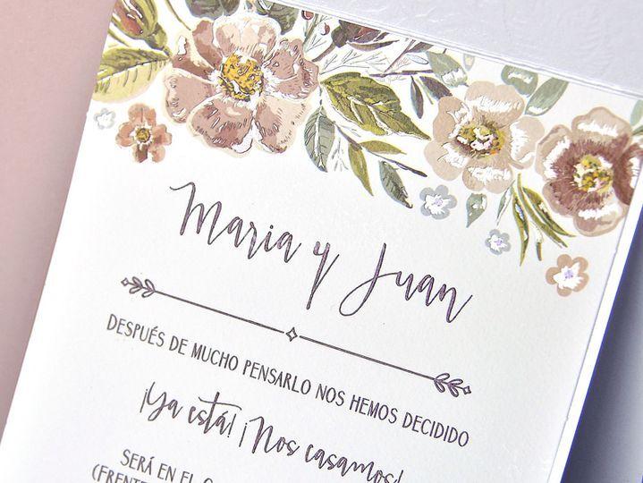 Partecipazione nozze 39312
