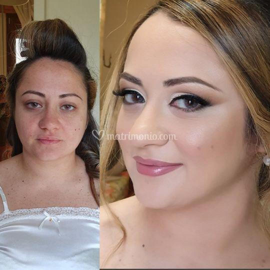 Total look sposa