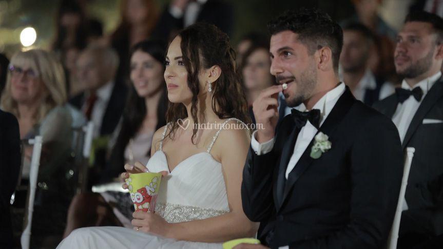 Il cinema al tuo matrimonio