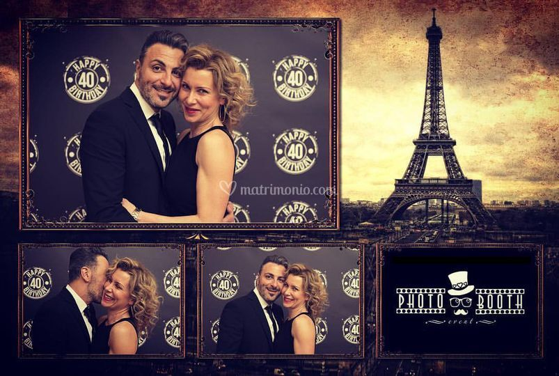 Cartolina Photo booth