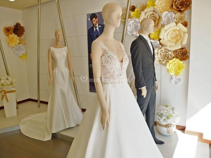 Giordana abiti da sposa palermo