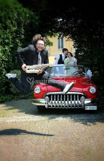 Jump muscle car