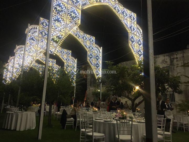 Matrimonio lecce villa privata