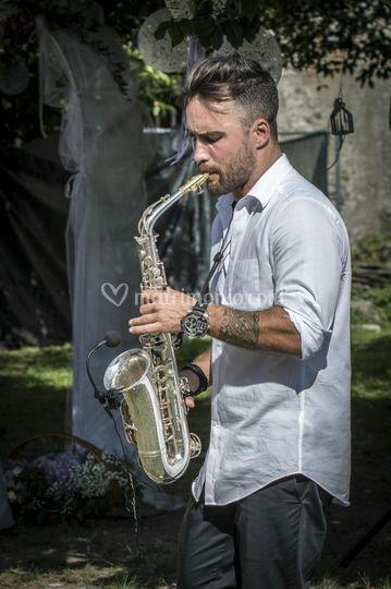 Sax cerimonia
