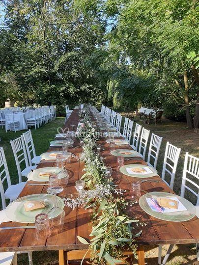 Tavolo imperiale legno vivo 19