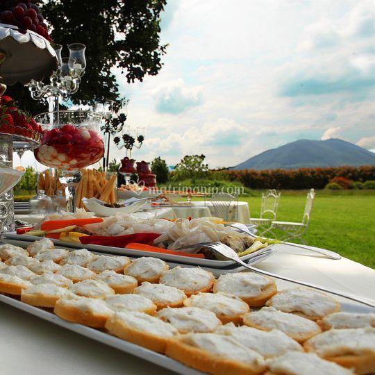 Predellini- buffet