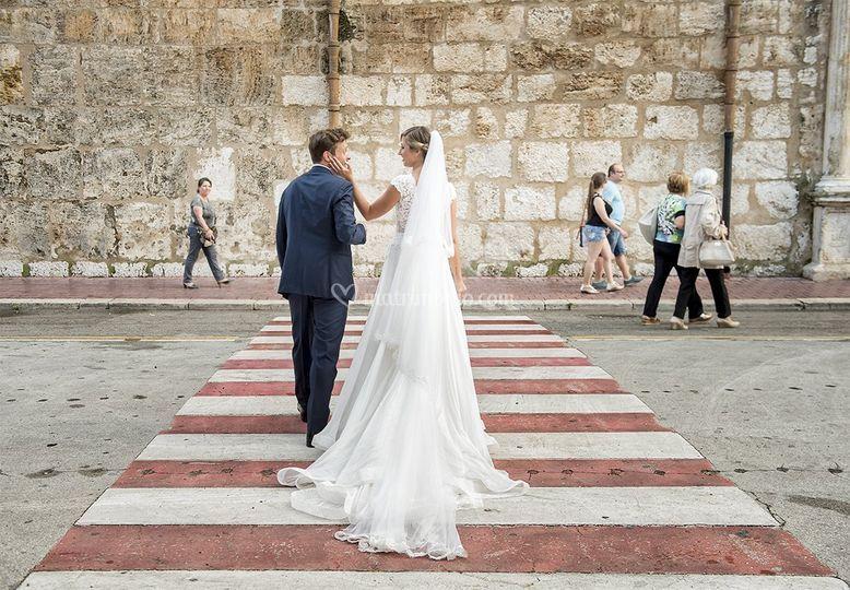 Alessandra mannino wedding